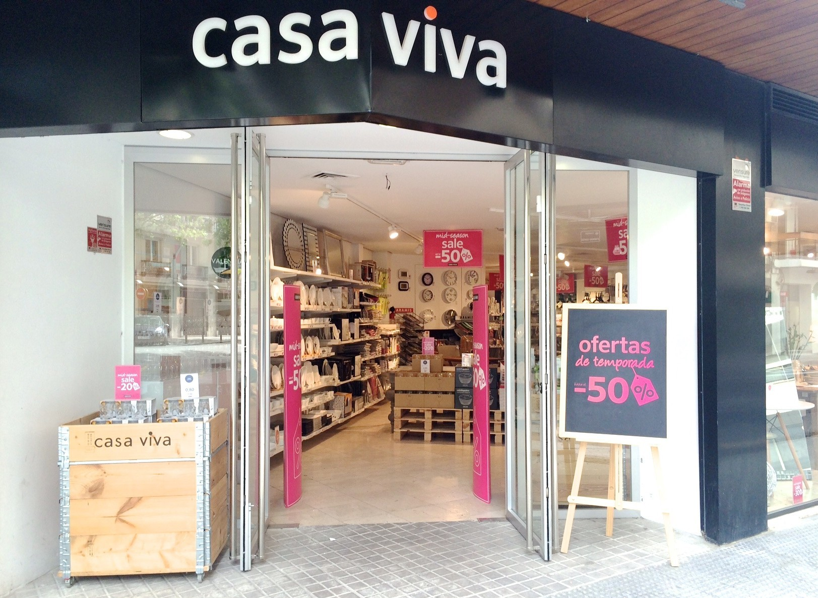 Casa Viva - San Antonio Mudanzas Valencia