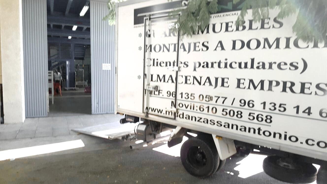 Empresa de Mudanzas en Valencia