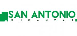 San Antonio Mudanzas Valencia Logo
