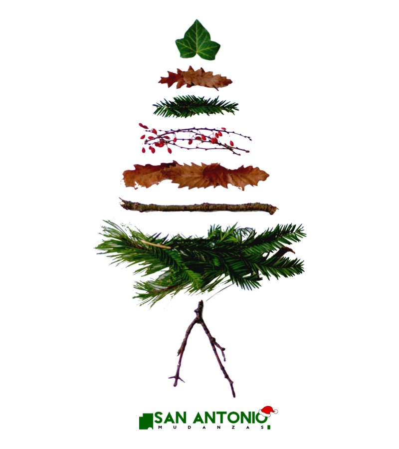 Feliz Navidad - San Antonio Mudanzas Valencia
