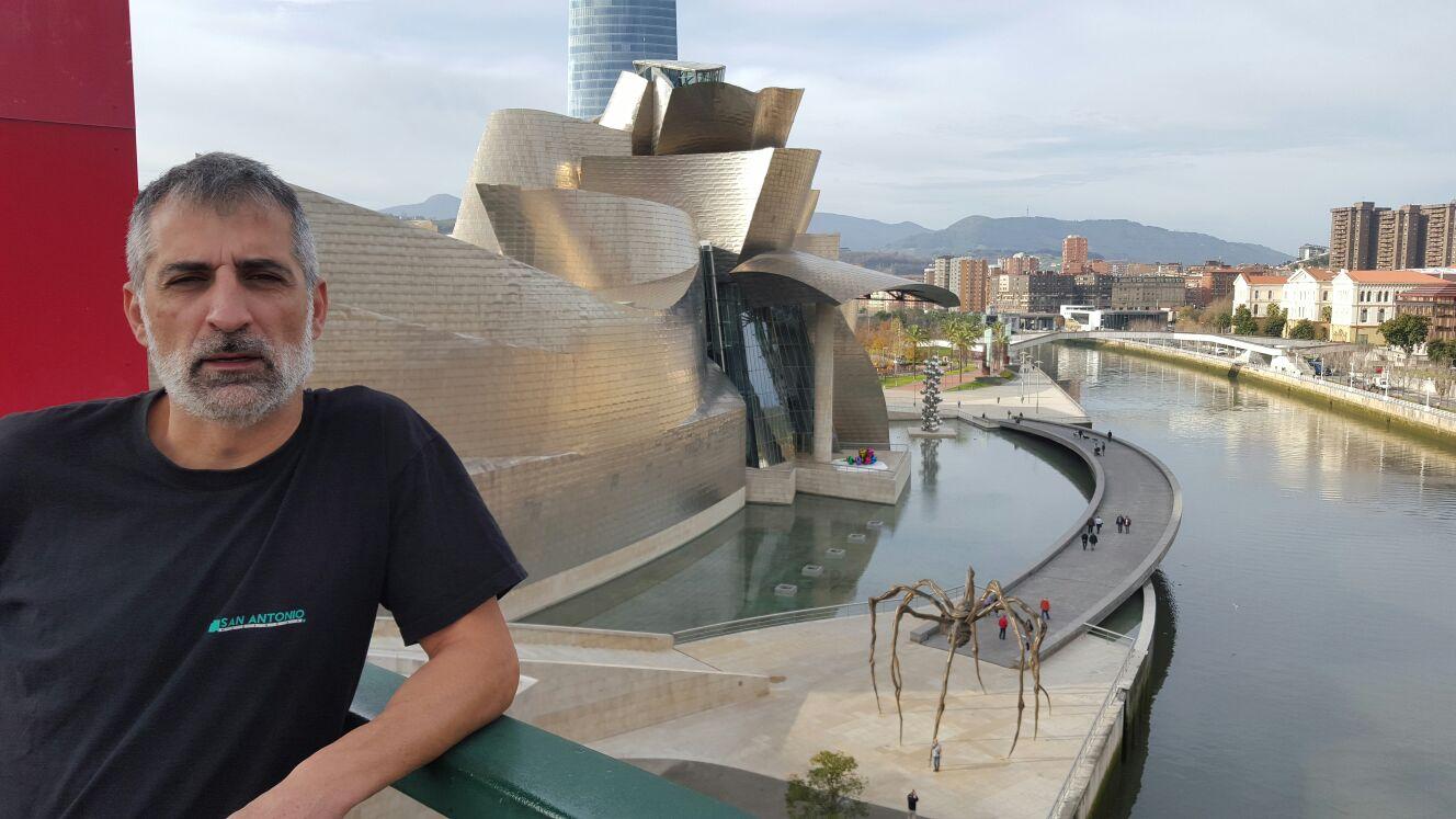 San Antonio Mudanzas Valencia - Viaje a Bilbao