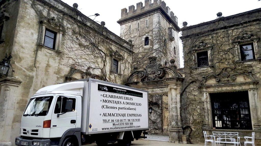 Montaje de Mobiliario - Fontanares - San Antonio Mudanzas Valencia