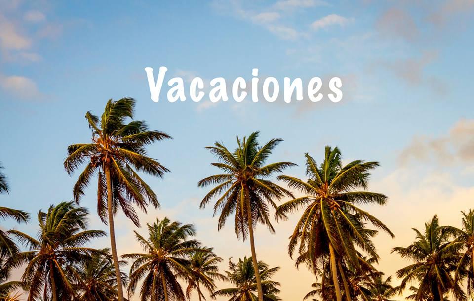 Vacaciones - San Antonio Mudanzas Valencia